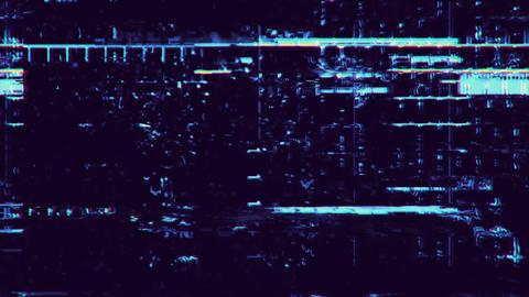Glitch Background 02 Animation