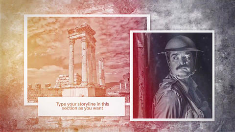 Historical Storyline Premiere Pro Template
