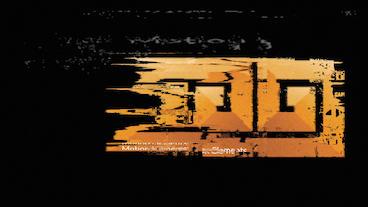 Glitch Logo After Effectsテンプレート