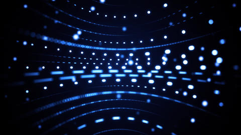Speeding Lights Animation