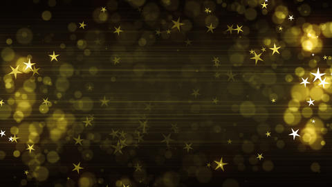 Golden Fashion Stars Animation