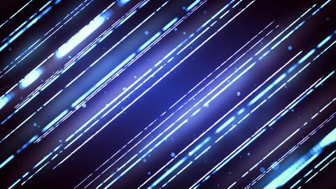 Streak Light Strings Animation