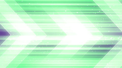Particle Light Arrows Animation