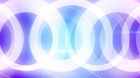 Subtle Circle Shapes Animation