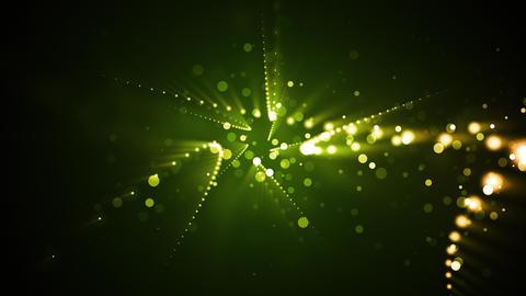 Streaky Dots Lights Animation