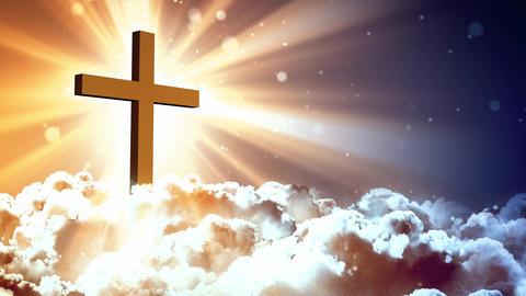 Worship Heavenly Cross Animation