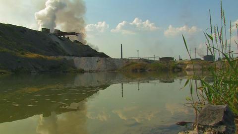 Global Environmental Pollution Footage