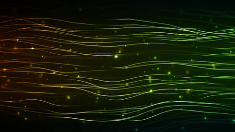 Green Motion Fun Streaks Animation