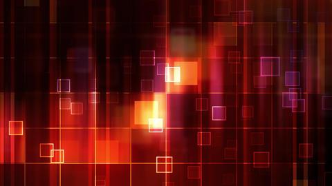 Floating Broadcast Shapes Animation