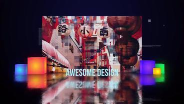 Stylish Slideshow 프리미어 프로 템플릿