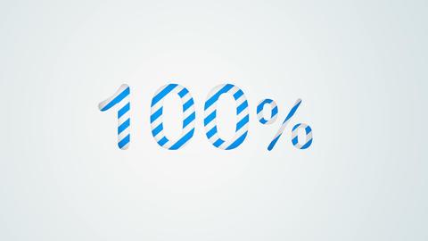 100 percent background animation Animation