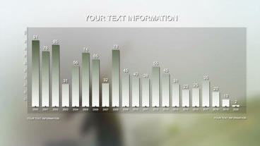 Minimal Infographics After Effects Templates