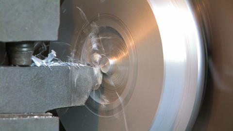 Production of a Detail on the Lathe, Live Action