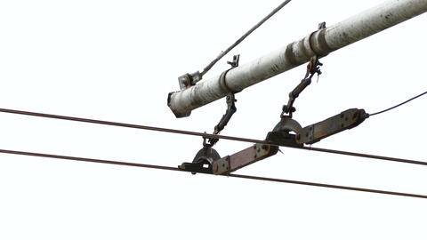 Trolley Electric Line Live Action