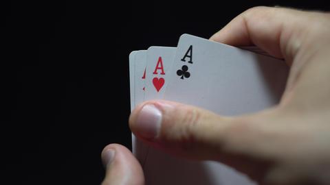 Revealing Four Aces Live Action