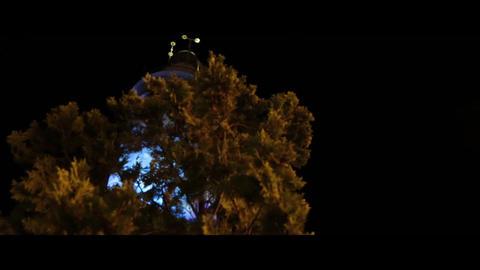 Lighthouse malaga night Live Action