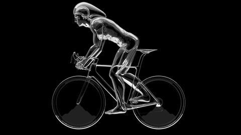 Racing bike sports 영상물