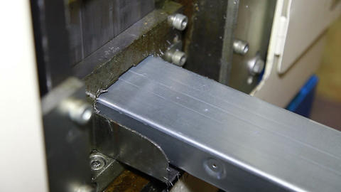 Production of Metal Profiles Live Action