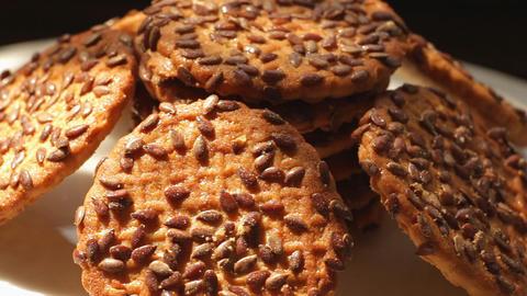 Cookies rotate 3 Footage