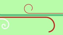 Spiral strokes background Animation