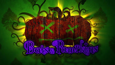 Bats & Pumpkins - Halloween Pumpkin Logo Stinger After Effects Project