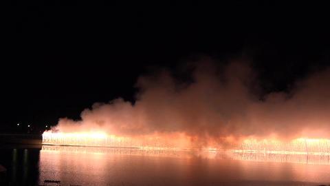 4K Fireworks Festival Kyoto Japan 南丹市花火大会/八木の花火 ライブ動画