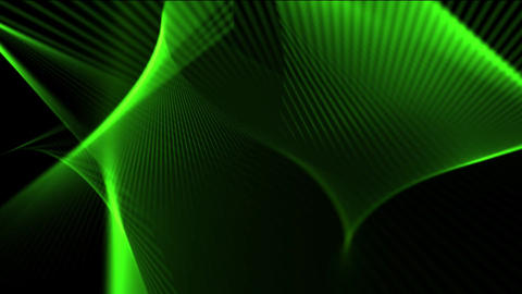 Abstract background green Footage