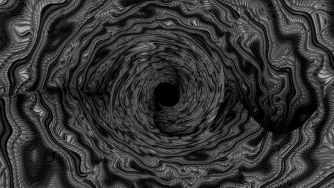 Abstract tunnel Footage