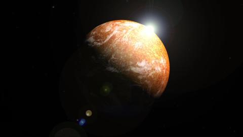 Alien Planet Footage