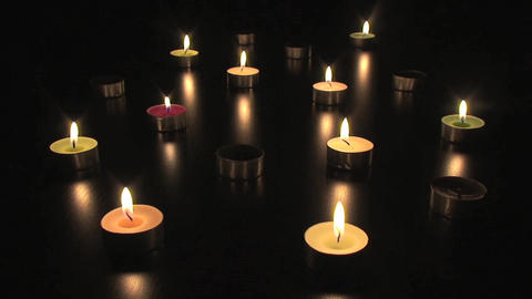 Candles One by One Live Action