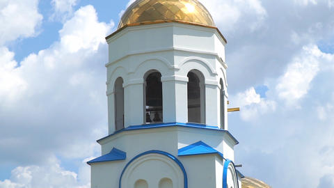 Church of Alexander Nevsky Footage