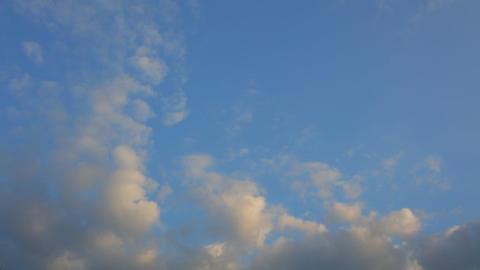 Cloudscape Time Lapse High Definition Footage Footage