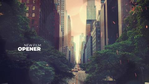 Cinematic Credits Premiere Pro Template