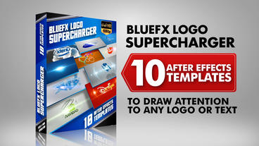 Logo SuperCharger 1 After Effects Template