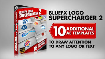 Logo Supercharger 2 After Effects Template