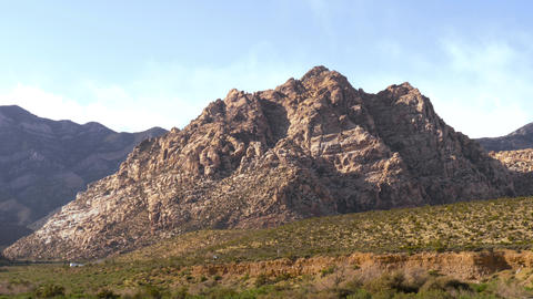 Views from Red Rock Canyon, Nevada Footage