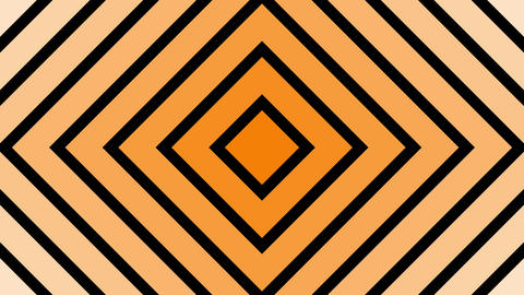 OrangeTransition 4K03 CG動画素材