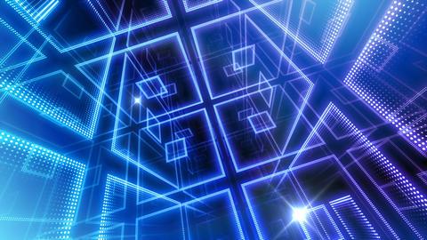 LED Room 2 B AaT2 4k Animation