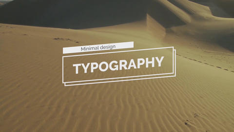 Essential Titles V 1 Motion Graphics Template