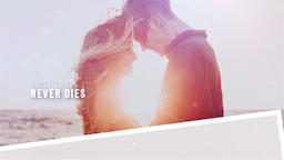 First Love Gallery Premiere Pro Template