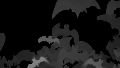Batticles - Bat Particle Transition Animation
