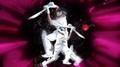 [alt video] Cricket Sport Animation