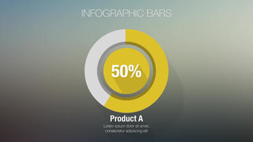 Infographics for FCPX Apple Motion Template