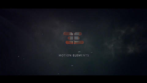 Cinematic Electric Logo After Effects Template