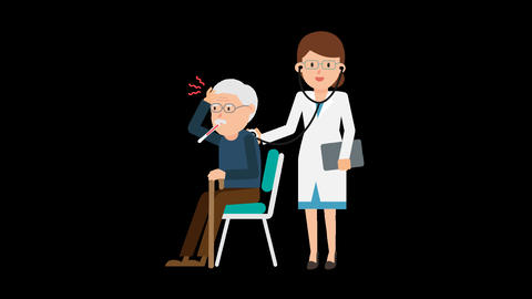 Doctor Checkup Animation