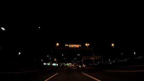 Night capital highway ビデオ