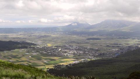 aso mountain nature japan_1 Footage