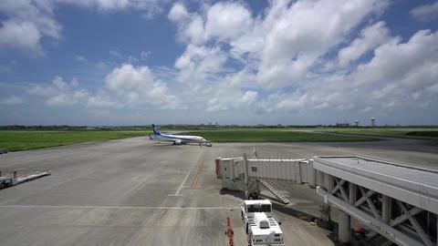 Miyako airport Live Action