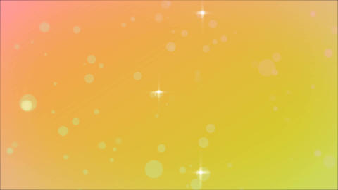 Shimmering background bokeh Animation
