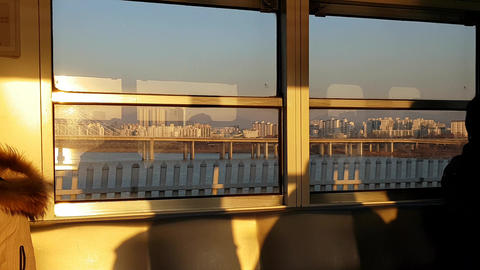 Korea seoul subway ビデオ